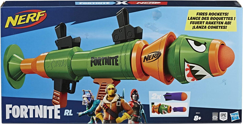 Nerf Fortnite Rusty Rocket