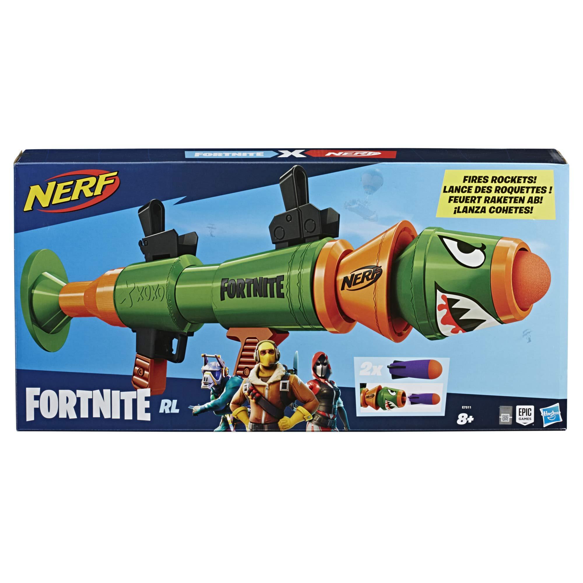 Nerf Fortnite Rl (Hasbro E7511EU5): Amazon.es: Juguetes y juegos