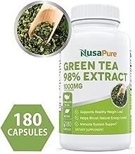 Best green tea 1000mg Reviews