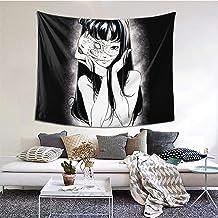 Terrible Junji Ito Tomie Wall Art Hanging Decor Tapestry 60x51 Inch