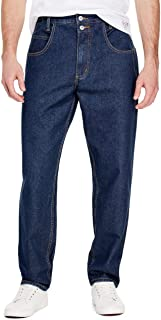 GUESS Factory Men's Pascal Relaxed Tapered Jeans