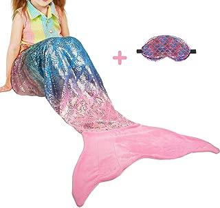 Best mermaid tail blanket pattern for babies Reviews