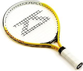 0a299342d ZSIG - Mini Raqueta de Tenis para niños de 17 Pulgadas, Color Amarillo y  Blanco