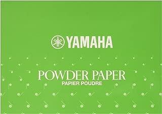 powder paper saxophone