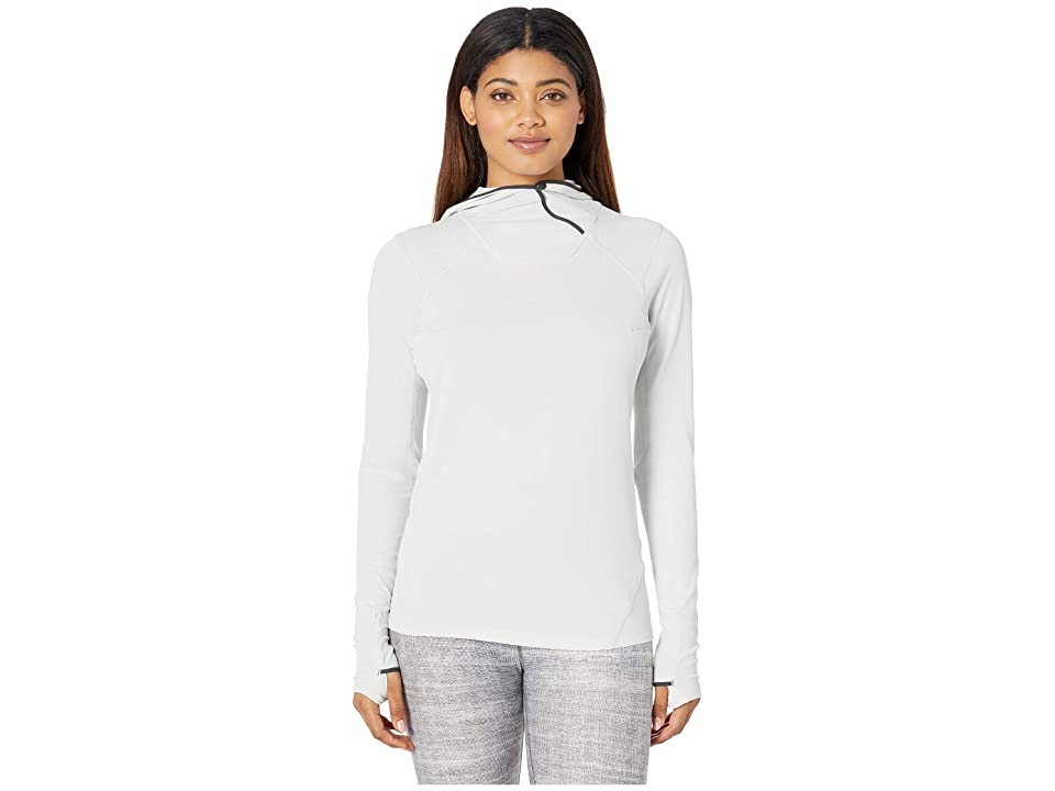 The North Face North Dome Pullover Hoodie (Tin Grey) Women