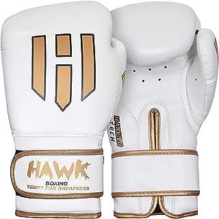 Hawk Sports HWK Boxing Gloves for Men & Women Training Pro Punching Heavy Bag Mitts UFC MMA Muay Thai Sparring Kickboxing ...
