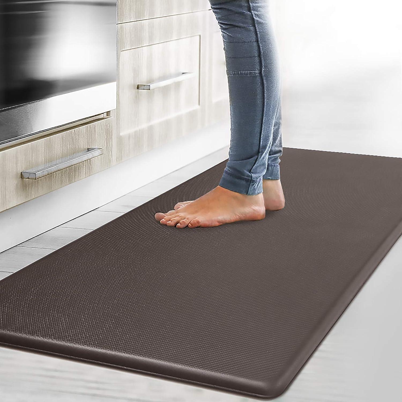 Color&Geometry Anti Fatigue Kitchen Mat, 9/9