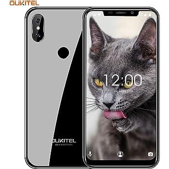 OUKITEL C13 Pro(2019) 4G Móviles y Smartphones Libres, Android 9.0 ...