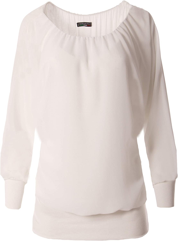 FASHION YOU WANT Damen Oversize Oberteile Tshirt//Pullover Gr/ö/ße 34 bis 50 Uni mit Stern Anker Rosen Print /Übergr/ö/ßen Shirt Langarm T-Shirt Kurzarm