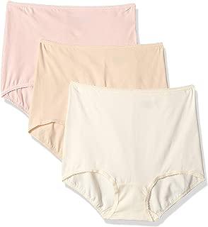 Bali Women's Cool Cotton Skamp Brief 3-Pack