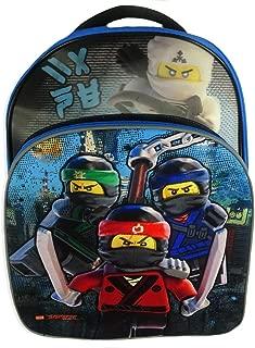 lego school bag ninjago