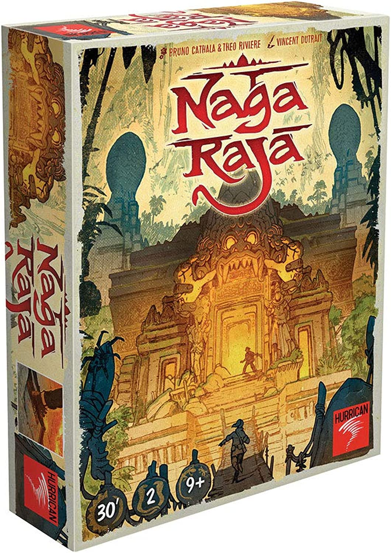 Asmodee Nagaraja Board Game 2 Player Standard