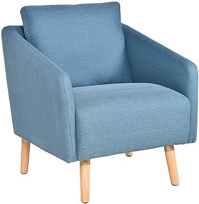 Amazon.com: Hebel Deep Seating Palisades Fabric Sofa | Model ...