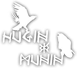 Suchergebnis Auf Für Hugin Und Munin Aufkleber