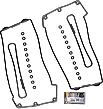 OCPTY Valve Cover Gasket Kit for BMW 540i / BMW 740i / BMW 740iL / BMW X5 / BMW X5 / BMW Z8 / Land Rover Range Rover /4.4L 99-05 Gaskets Kit Set