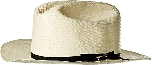 Stetson Open RoadStraw Western Hat - Natural