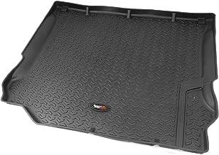 Rugged Ridge All-Terrain 12975.03 Black Cargo Liner For 2011-2018 Jeep Wrangler JK and JKU Models