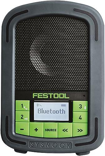 lowest Festool new arrival 200184 BR10 SysRock Jobsite outlet sale Radio sale
