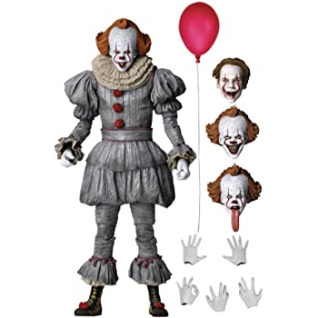 NECA It Chapter 2: 2019 Pennywise Ultimate 7 Inch Action Figure