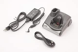 Symbol Motorola CRD9000-1000 Cradle (p/n: CRD9000-1001SR) Bundle with Power Supply, AC Line Cord & USB Cable (Renewed)