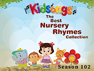 Kidsongs, The Best Nursery Rhymes Collection
