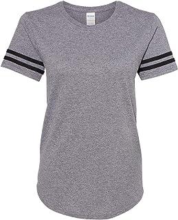 Womens Heavy Cotton Victory T-Shirt (G500VTL)
