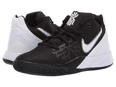 Nike Kids Kyrie Flytrap II (Big Kid) (Black/White) Boys Shoes