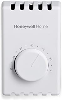 Honeywell Home CT410B Manual 4 Wire Premium Baseboard/Line Volt Thermostat CT410B1017