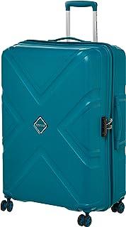 حقيبة سفر كبيرة متينة كروس من أميريكان توريستر - خضراء ربيعية - 79 سم
