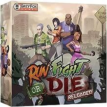 Grey Fox Games Run Fight or Die: Reloaded Board Game