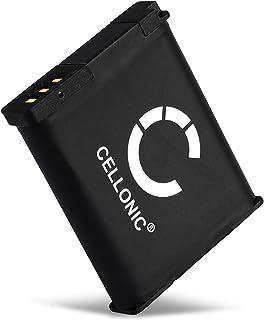 CELLONIC® Batteria Compatibile con Panasonic Lumix DMC-TZ70 -TZ71 -TZ61 -TZ60 -TZ58 -TZ55 -TZ41 -TZ40 DMC-ZS100 -ZS60 -ZS5...