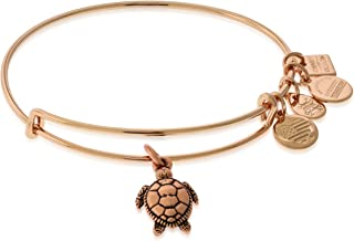Alex and Ani Womens Charity by Design Bangle - Sea Turtle