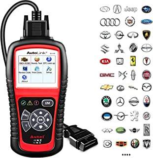 Autel AutoLink AL519 OBD2 Scanner Enhanced Mode 6 Automotive Engine Fault Code Reader CAN..