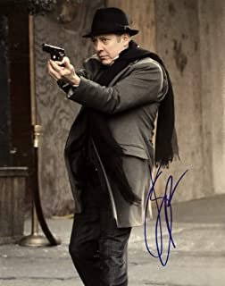 JAMES SPADER Autographed Hand SIGNED 11x14 Photo THE BLACKLIST Raymond