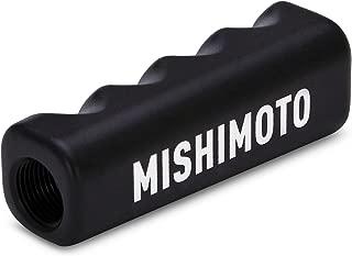 Mishimoto MMSK-PGR-BK Pistol Grip Shift Knob, Black