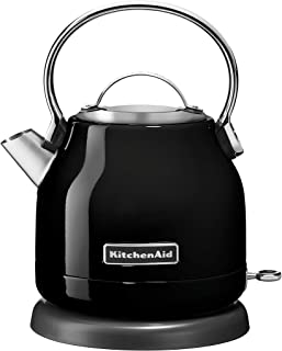 KitchenAid KEK1222OB 1.25-Liter Electric Kettle - Onyx Black