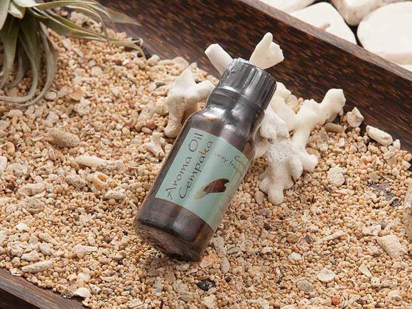 憲法牽引暴力的な寛ぎのひと時にアジアンな癒しの香りを アロマフレグランスオイル 5種の香り (アラムセンポールALAM ZEMPOL) (Cempaka チャンパカ)