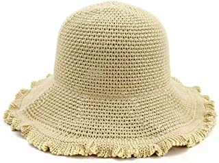 BEESCLOVER Women Outdoor Sun Hat Wide Brim Fisherman Hat for Beach Out Running