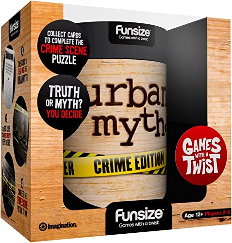 Imagination Urban Myth- Crime Scene Edition by Imagination