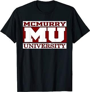McMurry 1923 University Apparel - T shirt