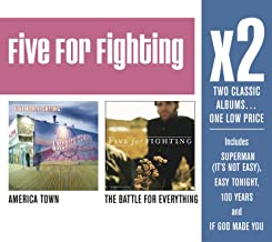 X2 America Town/The Battle For Everything