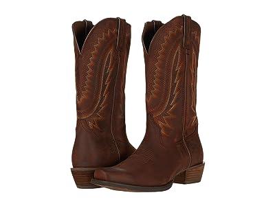 Durango Rebel Frontier 13 Blunt Toe (Cinnamon) Men