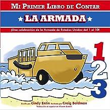 Mi Primer Libro De Contar La Armada (1) (My First Counting Books (Simon & Schuster)) (Spanish Edition)