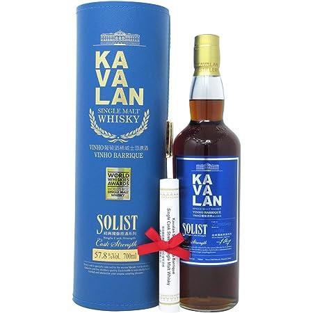 Kavalan - Solist Vinho Barrique Limited Edition - Whisky