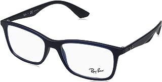 Ray-Ban Unisex-Adult RX7047 Rx7047 Rectangular Eyeglass Frames