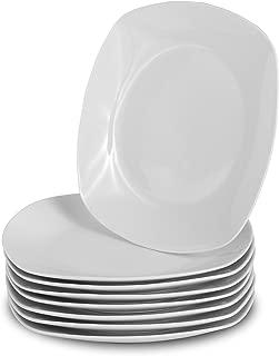 Best dinner plates white Reviews