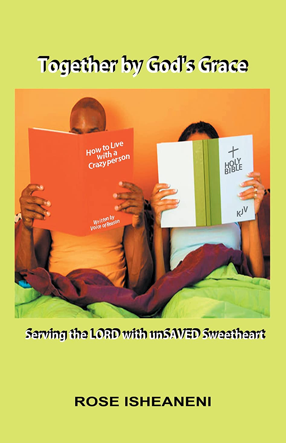 司教操るナビゲーションTogether by God's Grace: Serving the Lord with Unsaved  Sweetheart (English Edition)