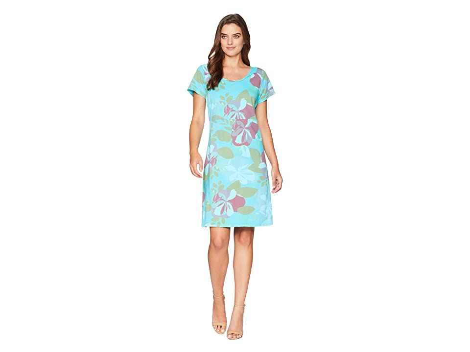 Fresh Produce Fresh Blossom Sadie Dress (Luna Turquoise) Women