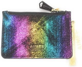 Melbourne CC Wallet Black Rainbow Shimmer