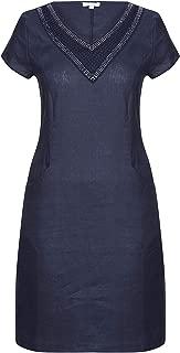 W.Lane Linen Pocket Dress - Womens